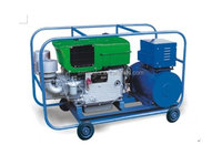 single cylinder diesel genset (7.5 ,10 ,12 ,15 and 20 )kw ST and STC type
