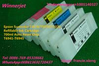 bulk ink cartridges for epson sc-t7070 refillable ink cartridge