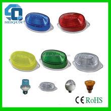 5w E27 bright outdoor flash led light , E27 strobe light , strobe lamp