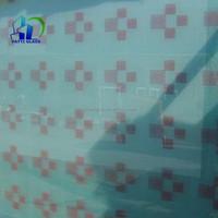 silk-printing glass switch plates light switch glass switch transparent glass