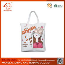 Best quality fashion design non-woven fabric eco-friendly bag green bag