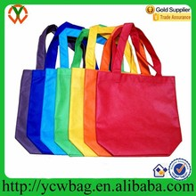 2015 Recyclable color printing shopping bag bopp laminated pp woven bag