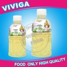 320ml Sawotdika brand apple flavor real rani fruit juice with nata de coco