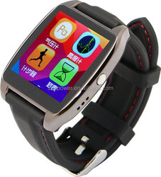 Design hot sale z1 android smart watch phone