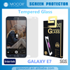touch screen glass protective film for mobile phone for samsung galaxy E7 high demand products in market