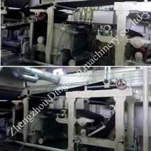 Most Advanced 2850/1000 High Speed Crescent Tissue Paper MakingMachine.In zhengzhou