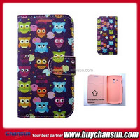 Hot sell 2014 new products mobile phone leather case for Samsung S5