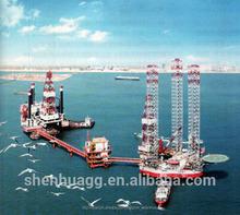 china shenhua marinos en alta mar de la plataforma de la minería y la exploración de equipo