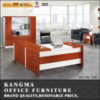 luxury boss multiple sizes office executive wood table modern
