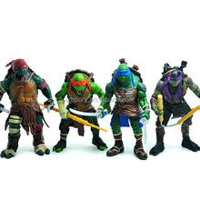 Benjour Teenage Mutant Ninja Turtles Classic Collection Kids Favorites,Ninja Turtle Series Action Figure