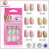 2015 good price fengshangmei artificial nails 3d