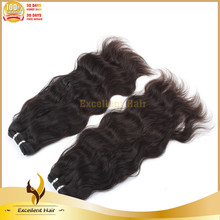 2014 Hottest Double Weft No Shedding white girl blonde hair best sale hair extensions