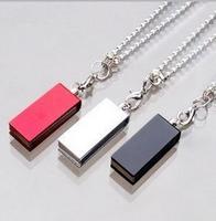 Manufacturers wholesale fashion custom metal u disk mini usb flash drive with 512MB ,1G ,2G ,4G 8G,16G ,32G,