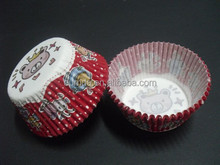 Fashion paper muffin baking cups