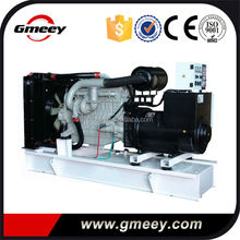 Gmeey AC 3 Phase 140kw 175kva diesel generator powered by Doosan engine