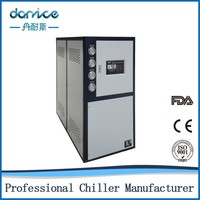 CE Certification R410 Refrigerant 9kw 3hp 2ton Industrial Water Chiller Price