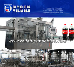 complete automatic carbonated energy drink production line