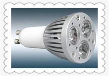 2014 hot selling cree shenzhen china manufacturer CE/ROHS/UL Aluminium 5W COB GU10 LED Spotlight / 60 degrees beam