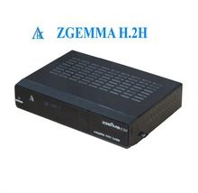 2016 Air digital new model ZGEMMA H.2H with twin tuner dvb-s2 dvb-t2/c satellite receiver support Mirco SD card (TF card)