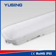 Plastic Cover Heat Resistant Outdoor LED Lighting Fixture