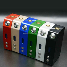 The newest 80w electronic cigarette wholesale dx 80 box mod factory price