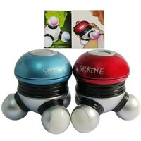 Atom Massager with 7 Color LED