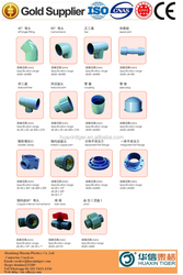 China manufacturer pvc pipes and fittings/pvc pipe fittings/upvc pipe fitting for water,drain