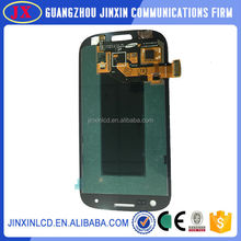 Brand new quality oem 100% Original For Samsung Galaxy SIII S3 i9300 i747 lcd touch screen with Digitizer