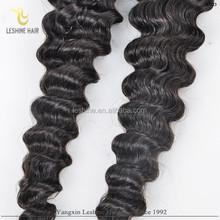 5A Top Quality 100% Virgin Human Hair Eurasian Deep Wave Hair