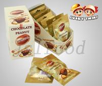 peanut chocolate candy company names