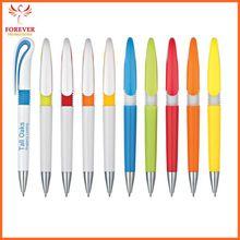Wholesale Promotional Ballpoint Plastic Hook Clip Ball Point Pen