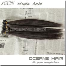 Cheap micro ring hair extension,micro thin weft hair extension,30 inch micro ring hair extensions