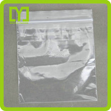 2014 China wholesales cheap high quality double zip lock bag