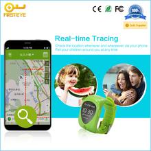 7 colors smart kidswatch phone