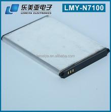 LEMEIYA high capacity replacement battery N7100 3100mah 3.8v For Samsung Galaxy Note2