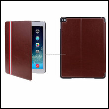 New arrival smart wake/sleep cover flip case for ipad air/air 2