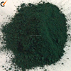Paint and coating grade iron oxide pigment