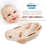 2015 Hot Sale Eco-Friendly Portable Simple Inflatable Baby Plastic Small Bathtub