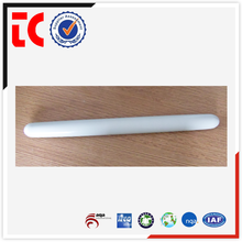 Aluminum die cast OEM in China / Handle part / 2015 Hot sales White painted handle