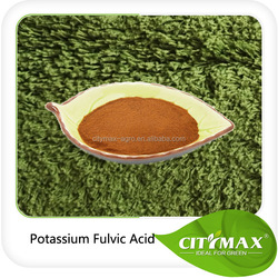 Hot Sale Potassium Fulvic Acid For Agricultural Use