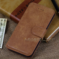 PU smartphone Wallet Leather Case for Apple iPhone 6