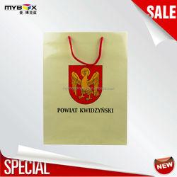 High Quality paper bag support OEM service art paper bags manufacturer