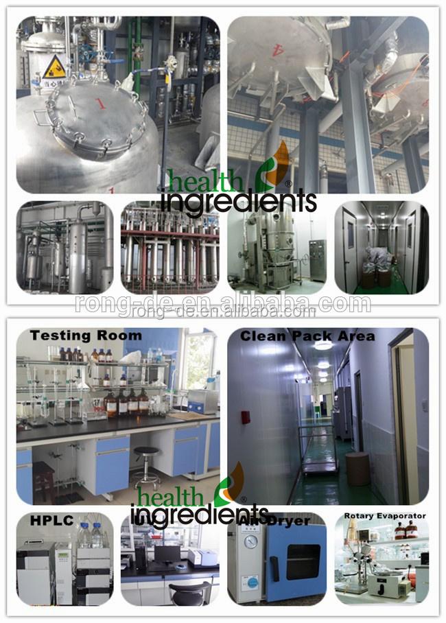 Factory supplies 100% natural ursolic Acid powder