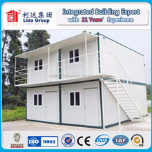 prefabricated mining camp living modular container homes for sale / Container House Price