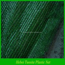 100% HDPE green sun shade net green shade net sun shade net / shade sail / mesh netting (manufacturer)