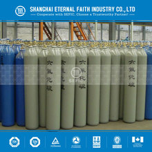 40L Good Quality High Pressure Oxygen Nitrogen Hydrogen CO2 Argon Gas Bottle Seamless Steel Gas Cylinder