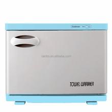 Combination We Towel warmer Towel warmer machine Towel Warmer Cabinet and UV Sterilizer in Blue/White