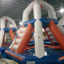 2015 new inflatable ladder rocking for kids