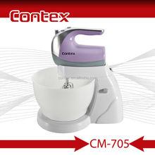 Contex 250W High quality kitchenaid 5 speed hand mixer, best handmixer