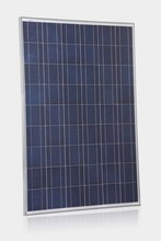 210W high efficiency poly solar panel and system with competitive price